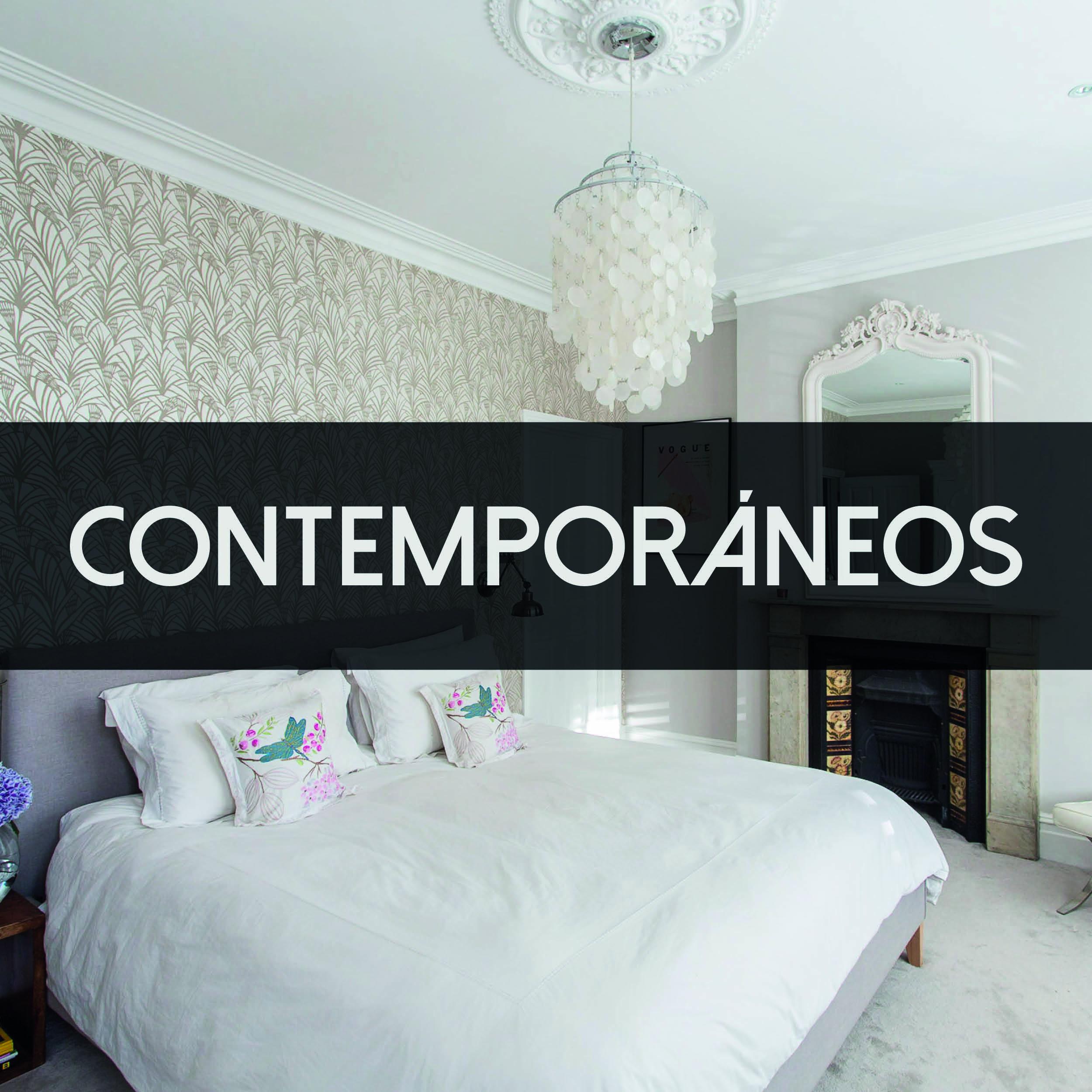 fotos de ideas de esquema de color de dormitorio Ideas Para Decorar Tu Dormitorio 77 Ideas Modernas Inolvidables