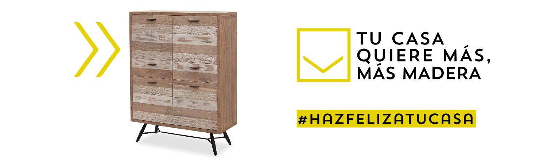 Muebles de madera en valencia munduk home for Outlet de muebles en valencia